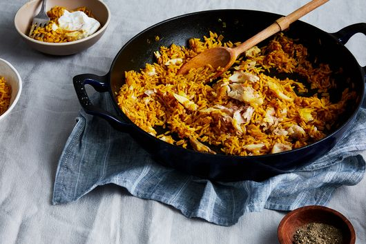 Kedgeree is the Fish-and-Rice Dish Your Repertoire Needs