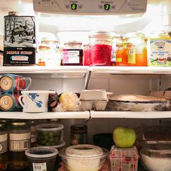 Only 5 Minutes Stand Between You & an Organized Fridge