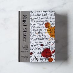 Notes from the Larder, Signed Cookbook