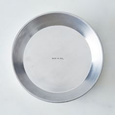 "Hidden Quote Summer Pie Plates, 9"""