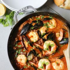 The Ultimate Summer Seafood Stew