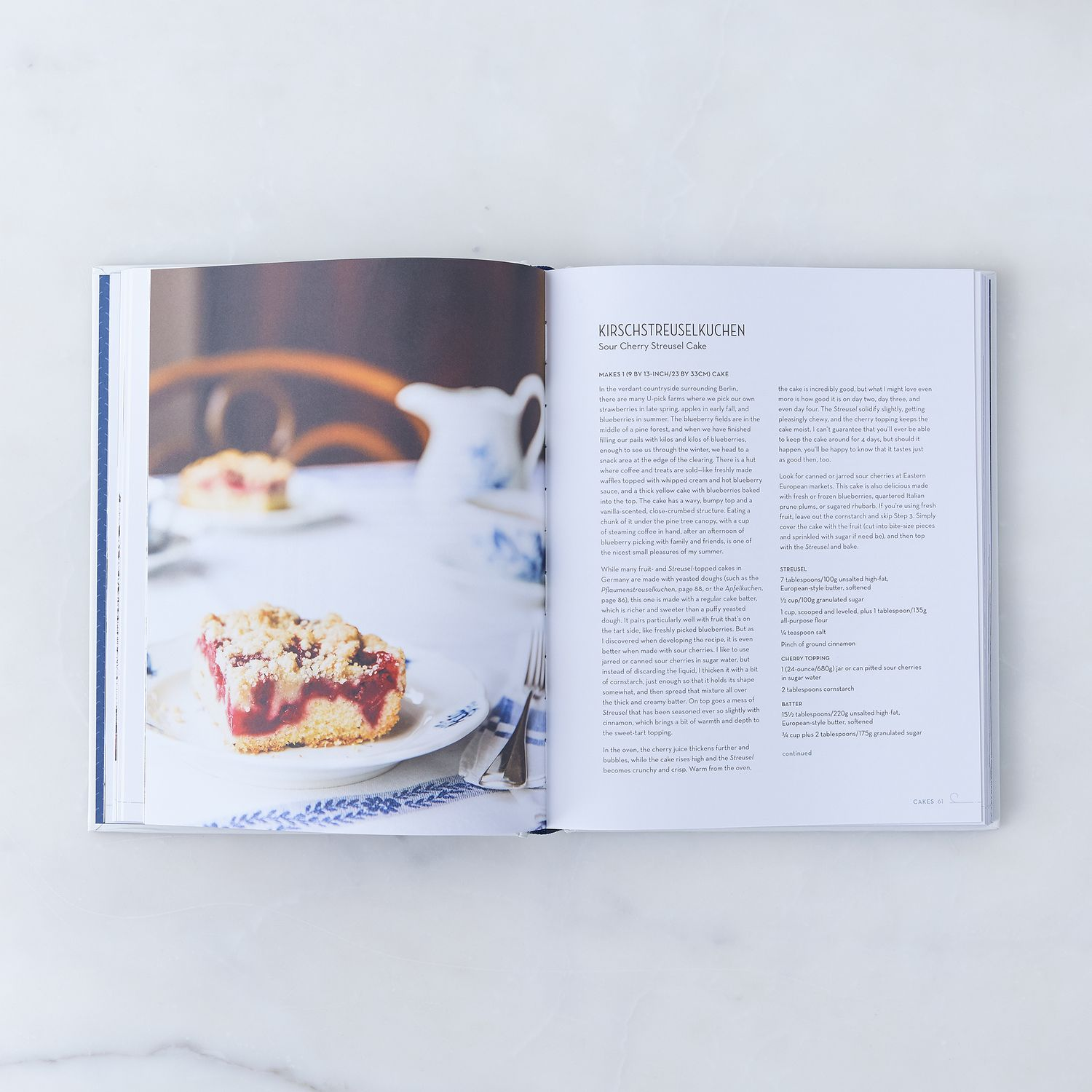 Classic German Baking: The Very Best Recipes for Traditional ...   {Classic küchen 74}