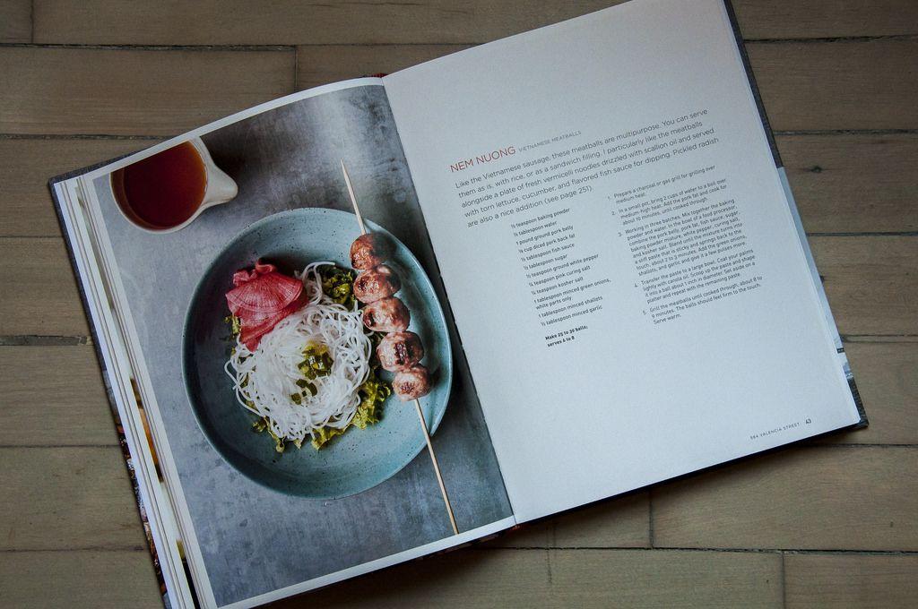 cookbook design