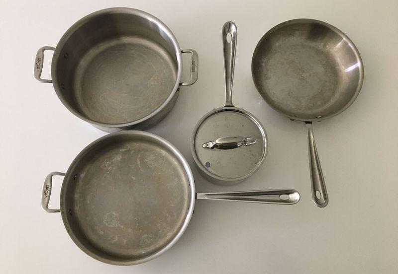 Bex's cookware