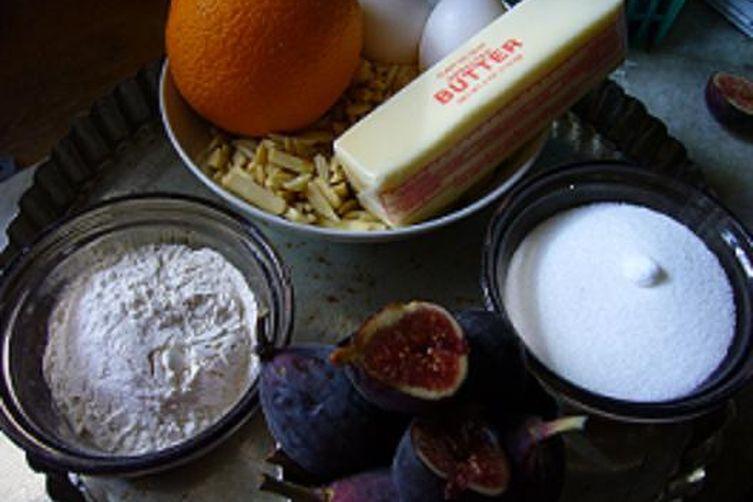 Almond Fig Cake