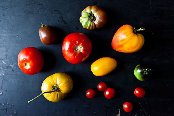 Tomatoes, from Food52