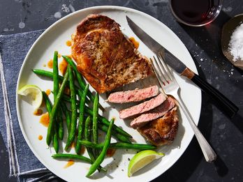A 5-Minute Steak Dinner for Those Nights When You Just Can't