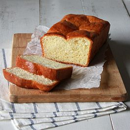 My best brioche loaf
