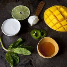 A Bowl of Mango Sunshine