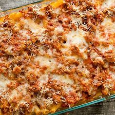 Delicious Baked Ziti Recipe