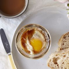 Maple-Poached Eggs