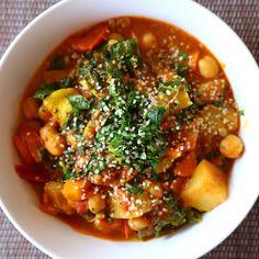 30-Minute Veggie Curry