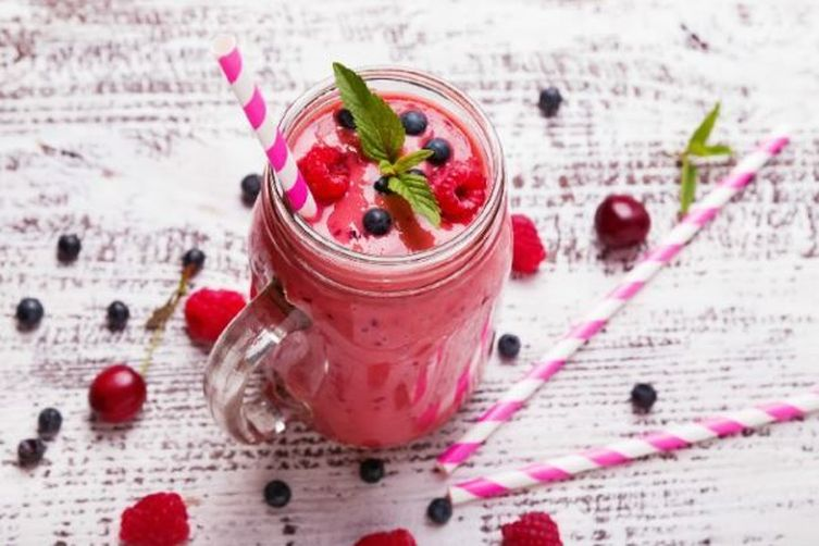 Beet & Berry Smoothie