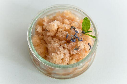 Lavender Mint Granita