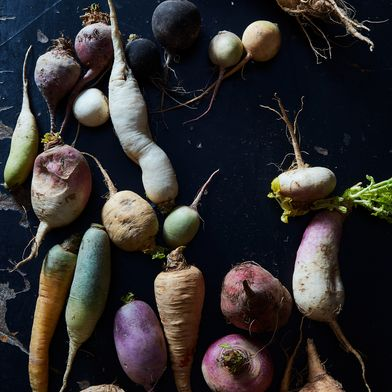 How to Make Sense Of (& Cook With) the Gnarliest Roots at the Market