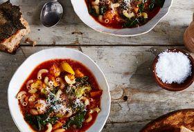 Desperation Soup is Dinner When Your Fridge is Bare—or Bursting!