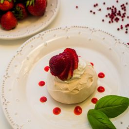 For the Love of Meringue!