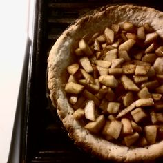 A very odd (but delicious) pie
