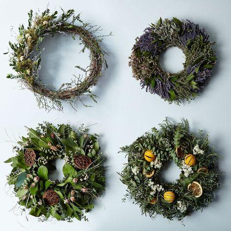 Seasonal Wreath Subscription