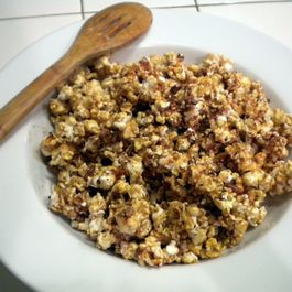 Salted Caramel Toffee Corn