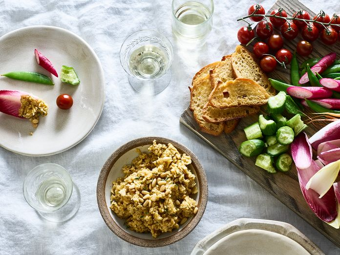 Watch This No-Cook Artichoke Dip Disappear at Every Summer Party