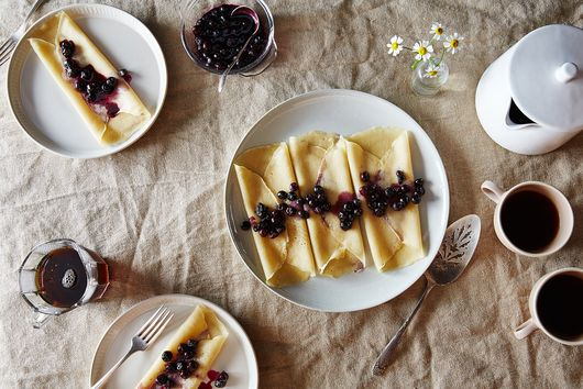 Crepes, Grilled Cheese & Other First Meals We Made Our Partners
