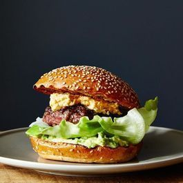 Winner of Your Best Burger Recipe
