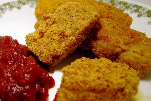 """Vegetarian """"Chicken"""" Nuggets"""