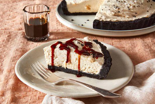 Tahini Mousse Pie