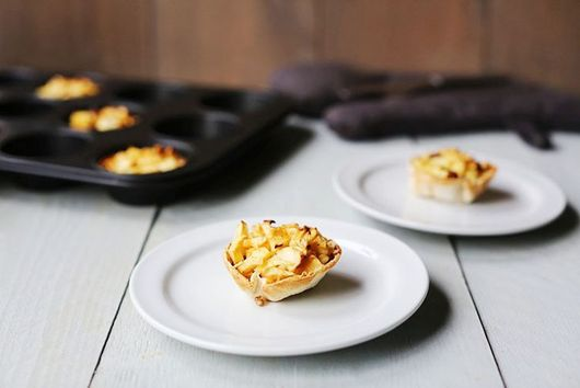 Amazing apple tortilla bites