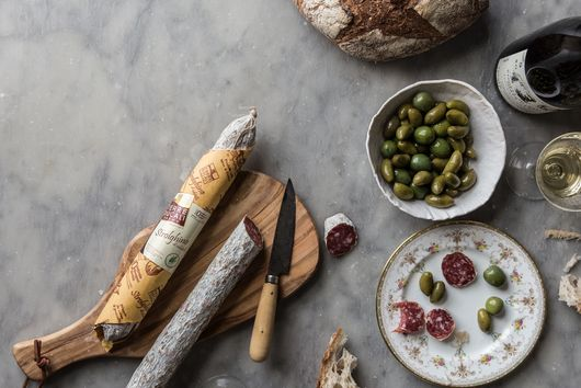"Why You Should Be Serving Italian ""Tapas"" at Your Next Party"