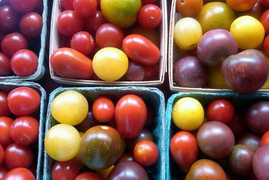 Editors' Picks — Cherry Tomatoes