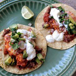 Oven-Baked Huevos Rancheros