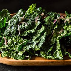 Dinner Tonight: Lemon Ricotta Pasta + Anchovy Kale Salad