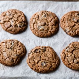 Kim Boyce's Whole Wheat Chocolate Chip Cookies