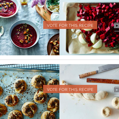 Food52 food community recipes kitchen home products and vote for the winner of your best jewish inspired recipe forumfinder Choice Image