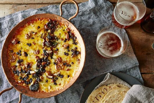 If What's on TV Bores You, At Least You'll Have These Cheese Dips