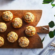 Vegetable-Stuffed Snack Cakes