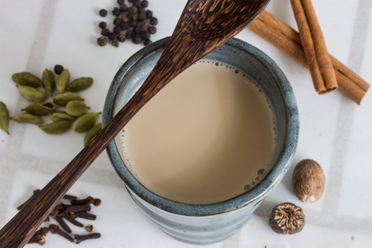 Almost Instant Chai
