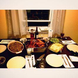 Paprika & Herb Rubbed Turkey