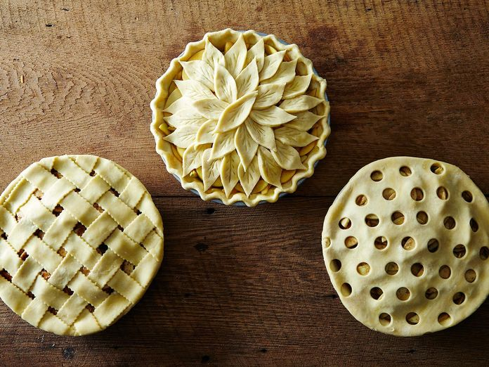 9 Ways to Fancy Up Your Pies