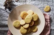 Olive Oil Sugar Cookies