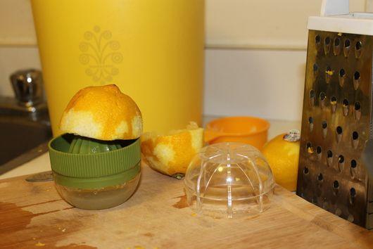 Nan's Lemon Pudding