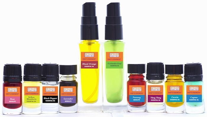 The endless possibilities of using essential oils and sprays with food