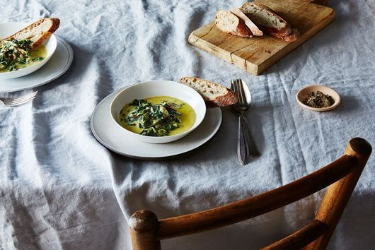 How to Make Delicious Greens (Without Sautéing Them in Olive Oil)