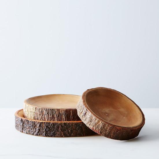 Natural Wooden Platter