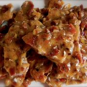 A question about a recipe: Spicy Bacon Pecan Brittle