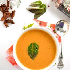 Creamy Sun Dried Tomato Soup
