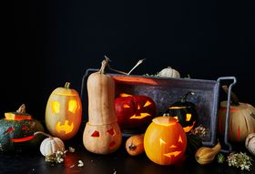 10 Impressive Jack-O'-Lanterns to Delight & Dazzle
