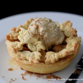 'Tinnevely' Apple pie